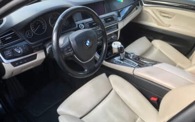 BMW 525d Touring Steptronic